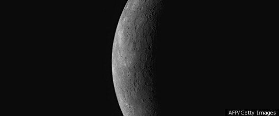 Water On Mercury: Images From Nasa's Messenger Probe Shows 'Ice' At Planet's