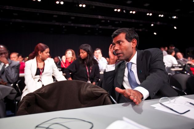 Island President: Maldives' Deposed Ruler Mohamed Nasheed Is Untiring In His Mission
