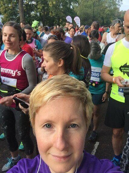 Why I'm Spending My Wedding Day Running A Marathon And My Honeymoon Trekking For