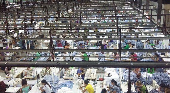 Myanmar's Garment Industry Holds Unique