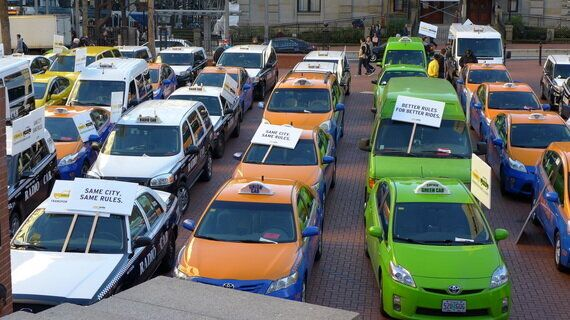 Legal Struggles In The Age Of Uber-Capitalism: Are Uber-Drivers Workers Or