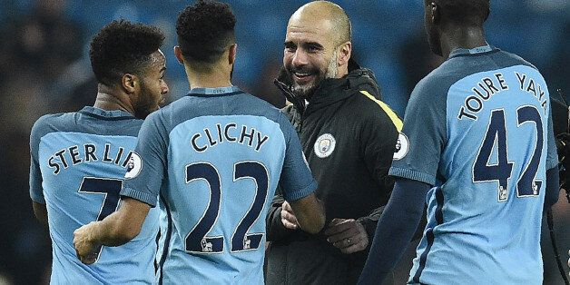 Pep Guardiola Has Been The Victim Of His Own Remarkable Success Since Arriving At Manchester