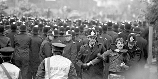 Labour Will Overturn Tories' Disgraceful Decision To Deny An Orgreave
