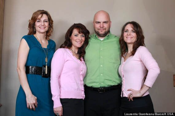 Joe, Vicky, Valerie And Alina Darger: Twins And Cousin Marry One Man In Polygamous Mormon Union