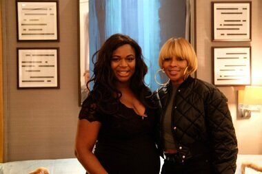 Why Mary J Blige Calls For No More Drama With US Presidential Election and Stupid Social Media
