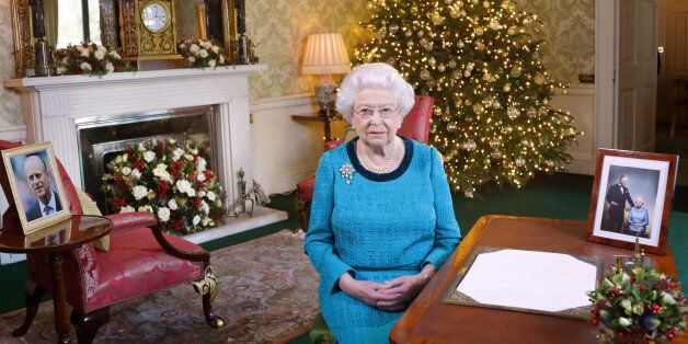 The Queen's 2016 Christmas