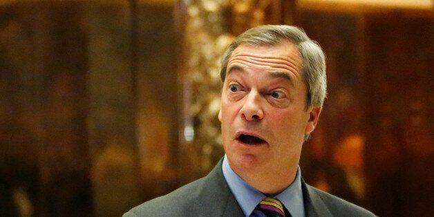 Nigel Farage v Brendan Cox - A Christmas Morality