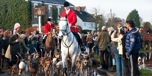 Boxing Day Hunting: A Cruel Pastime Overwhelmingly Rejected By Today's