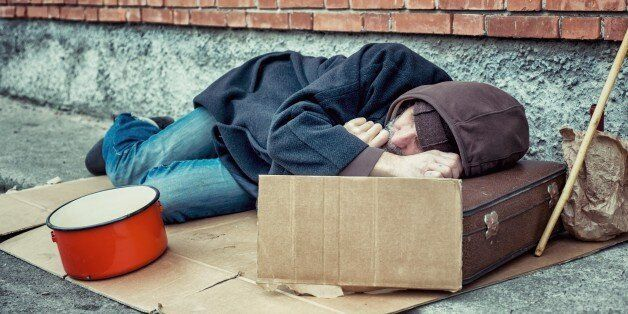'We Are Facing A System In Denial': Hidden Homelessness In UK Is At Crisis