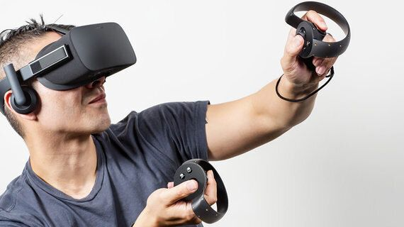Not Just Games - How Virtual Reality Will Heal And Teach In 2017 And