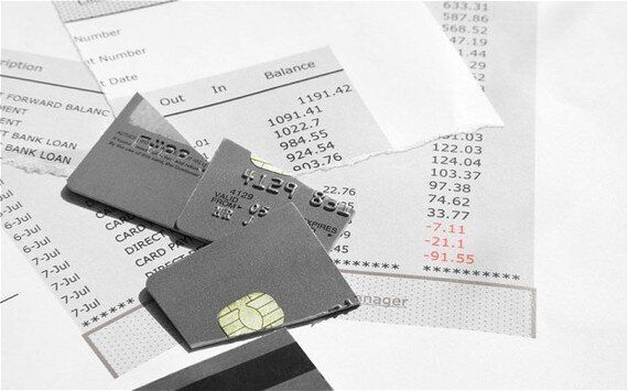 Are You Worried About Credit Card Debt? Put It In