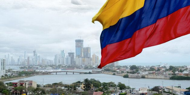 Sharing Out Colombia's