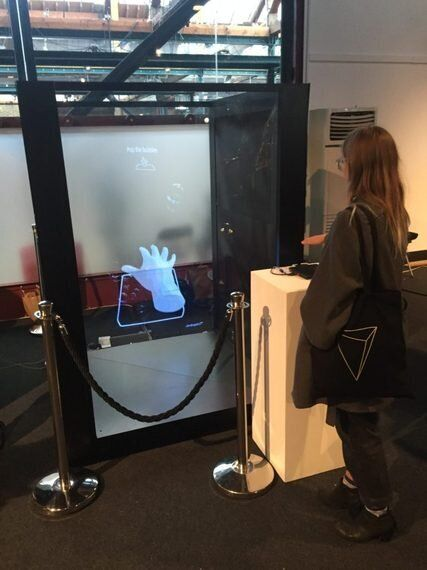 Ravensbourne Incubation - A New Age Of Fashion And Technology