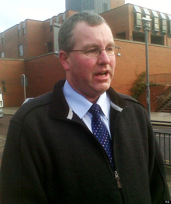 Naked Rambler, Nigel Keer, Fined For Strolling In The Buff, In Otley Chevin,