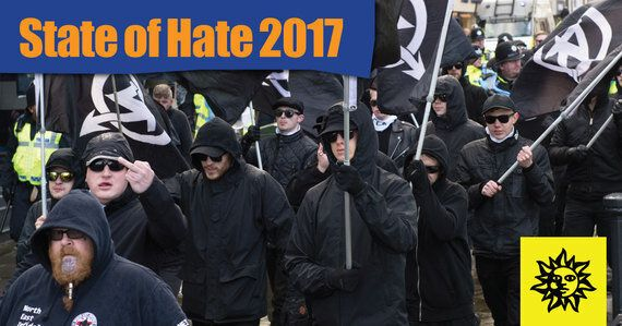The Year Hate Went