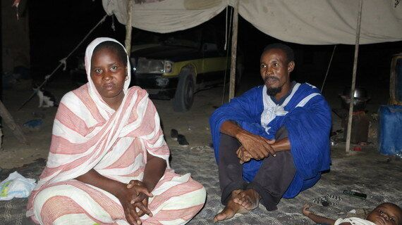 Surviving Violence In The Sahara: The Women Of
