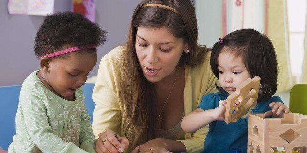 Overcoming The UK Childcare