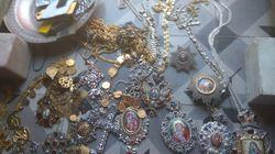 Συνελήφθη ο «αθεόφοβος» που έκλεψε τάματα στο Άγιο