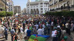 Alger: début de la manifestation de ce 17e