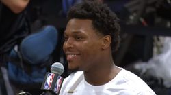 Raptors' Kyle Lowry Asks Fred VanVleet How It Feels To Be An NBA