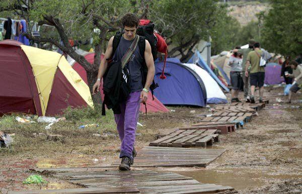 No solo existe el camping: otras opciones para dormir en un