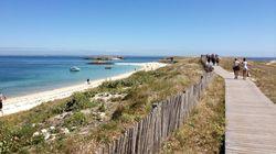 En 2021, cet îlot breton aura de l'électricité issue à 100% d'énergies