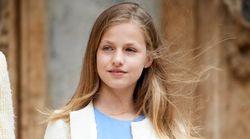 La princesa Leonor se estrenará este año con dos actos