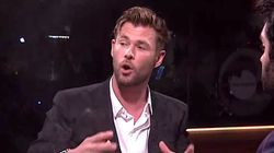 Chris Hemsworth Reveals His First Job, And It's Pretty