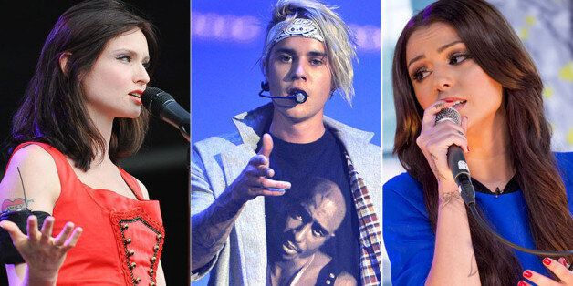 'The Big Three': Justin Bieber and Major Lazer Debut 'Cold Water', Plus New Music From Cher Lloyd and...