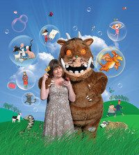Gruffalos, Ladybirds and Other Beasts, with Julia Donaldson -