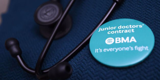 Junior Doctors Dedicate Their Lives to Looking After Patients - But Who Dedicates Their Lives to Looking...
