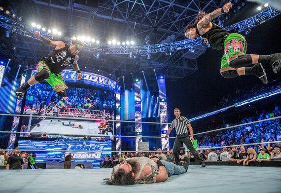 Royal Ramblings Meets Finn Balor on the Road to the NXT