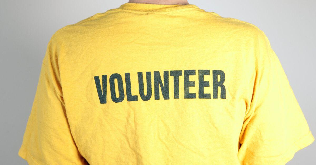 Volunteer-- Give Yourself - Крышка