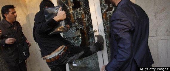 Iran Protests: Britain Closes Tehran Embassy And Calls For Iranian Diplomats To Leave