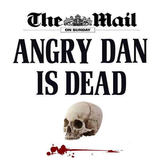 The Mail on Sunday, Those Jeremy Corbyn Superman T-shirts, and