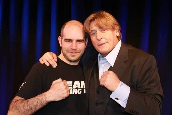 Royal Ramblings Meets William Regal on the Road to the NXT UK
