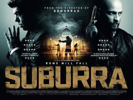 Film Review: Remainder - Suburra - Ma