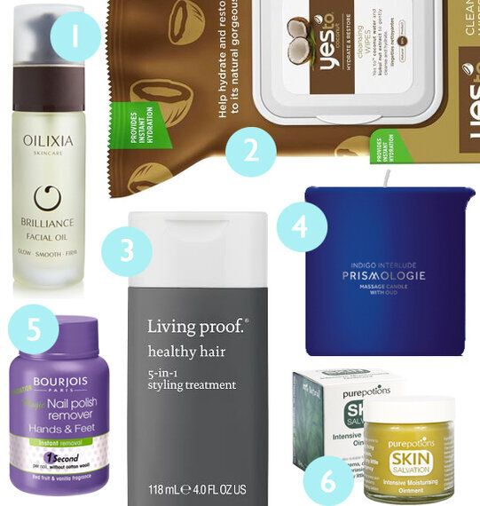 Skincare and Beauty Products for the