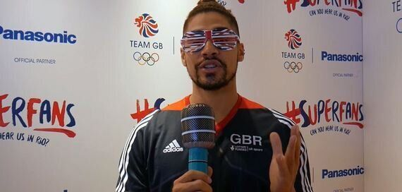 How To Be A Team GB Superfan - From The 2016 Olympic