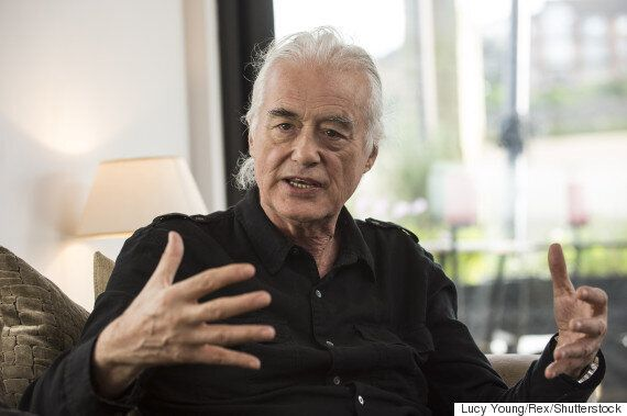 Led Zeppelin's 'Stairway To Heaven' Plagiarism Trial Begins, As Jimmy Page And Robert Plant Arrive In