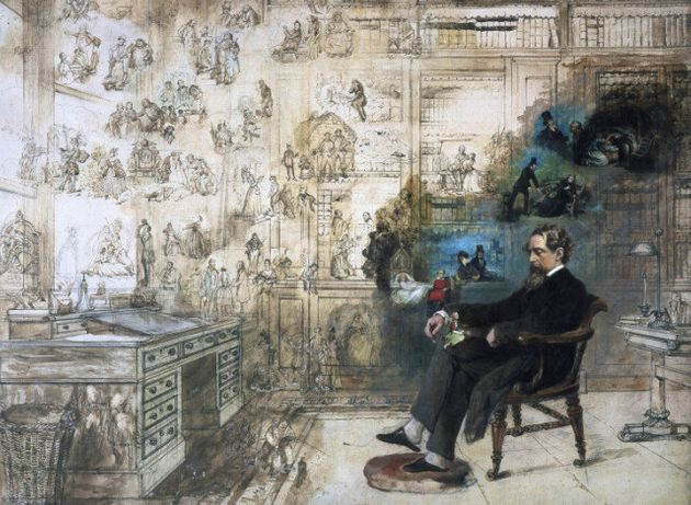Charles Dickens' London: Death, Duplicity And Opium Dens Revealed As Exhibition