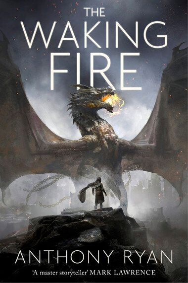 Book Review: The Waking Fire by Anthony