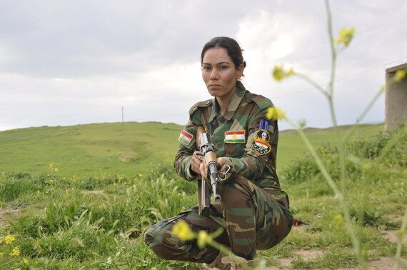 Taking on Isis in Iraqi Kurdistan: The Female Fighters of the