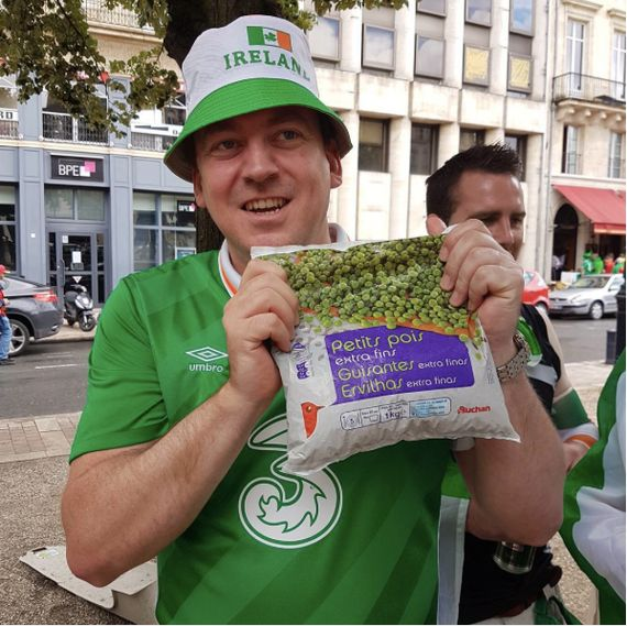 Why Belgium and Republic of Ireland Fans Are What the Euros Is All