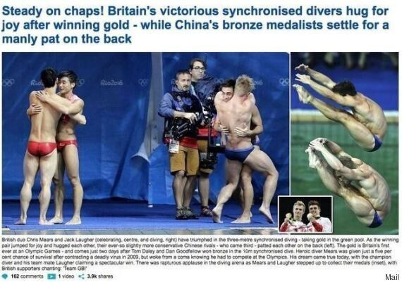 Chris Mears' and Jack Laugher's Olympic Hug Wasn't 'Unmanly', It Showed How Far Men Have