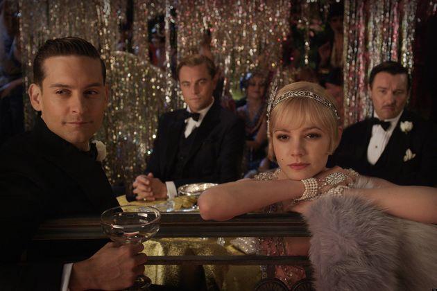 First Stills From Baz Lurhmann's 'The Great Gatsby', Starring Leonardo DiCaprio, Carey