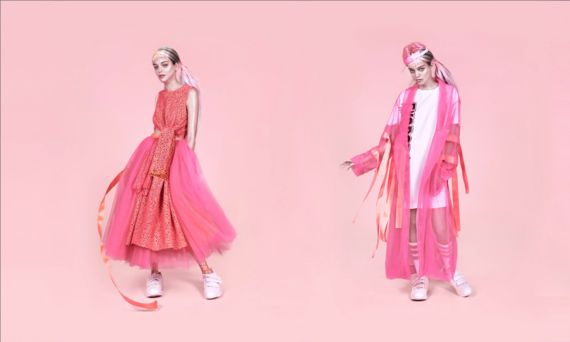 Fyodor Golan's pre-17 collection brings grown-up fun and a catalyst for post-Brexit