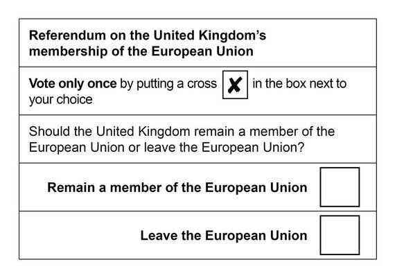 You'll Miss the Referendum Campaign... No,
