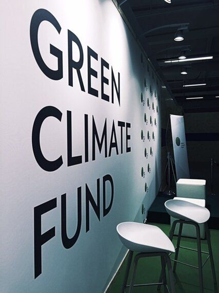 Green Climate Fund: Time to Grow