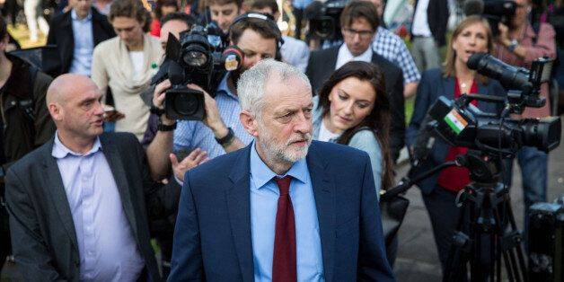 David Cameron Is Not the Only Leader That Should Resign - Jeremy Corbyn Has to